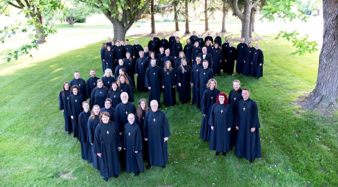 National Lutheran Choir Commemorates 500th anniversary of the Protestant Reformation